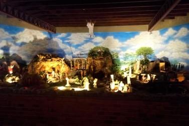 Segundo maior presépio monumental do mundo está em Porto Velho