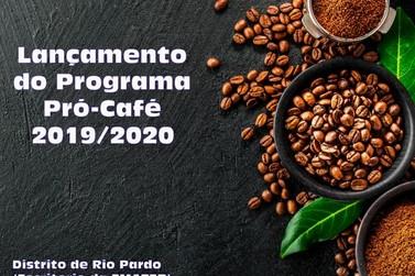 Semagric lança Programa Pró-Café 2019/2020 nesta sexta, em Rio Pardo