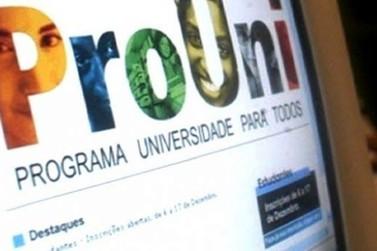 Último dia para instituições manifestarem interesse em aderir ao ProUni
