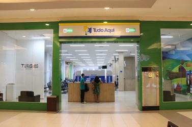 Unidade do Tudo Aqui no Porto Velho Shopping realiza  2 mil atendimentos por mês