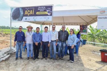 Usina Hidrelétrica Jirau inaugura Agroindústria de Açaí