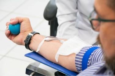 """Campanha """"Doando Vida no Natal"""" é lançada para incentivar doação de sangue"""