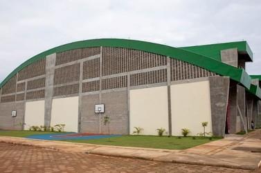 Complexo poliesportivo do Instituto Federal de Rondônia é inaugurado