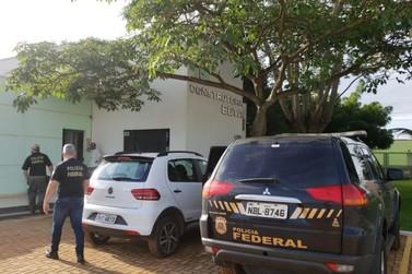 PF deflagra Operação Dreno para combater crimes de corrupção em Rondônia