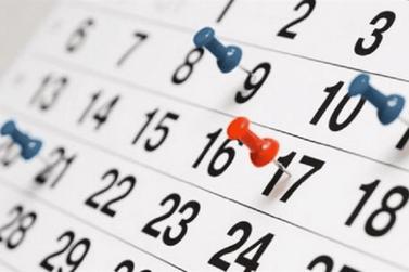 Confira o calendário escolar 2020 da rede municipal