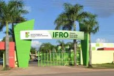 Ifro abre processo seletivo para contratar professores substitutos