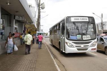 Ônibus devem voltar a rodar com pelo menos 90% da frota