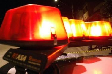 Padrasto é baleado após impedir uso de droga em sua residência