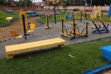 Prefeitura entrega mais uma academia ao ar livre