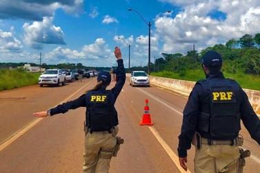 PRF lança Operação Carnaval em Rondônia