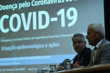 Brasil tem 92 mortes e 3,4 mil casos confirmados
