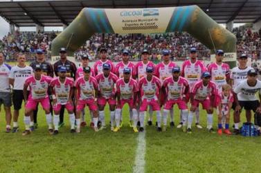 Torcida abraça o União Cacoalense no Rondoniense 2020