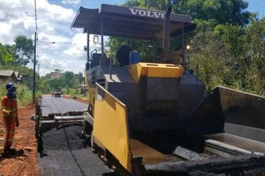 Santo Antônio Energia iniciará 2ª etapa das obras de pavimentação em Jaci-Paraná