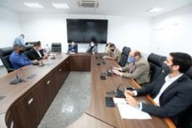 Comissão de Finanças da Assembleia distribui projetos e aprova pareceres