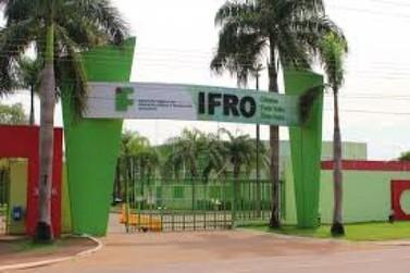 IFRO oferta 5 mil novas vagas pelo Programa Novos Caminhos
