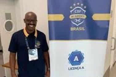 Jair Júnior assume a gerência de futebol do Porto Velho