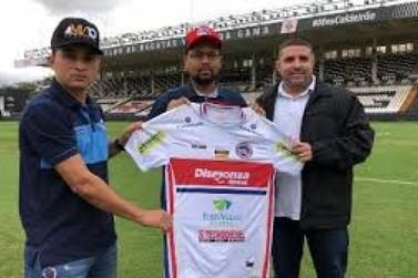Porto Velho oficializa a contratação do técnico Tiago Batizoco