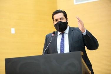 Com Covid-19, deputado estadual Jean Oliveira está internado na UTI na Capital