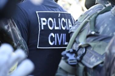Facções criminosas com atuação em presídios são alvo de operação da Polícia