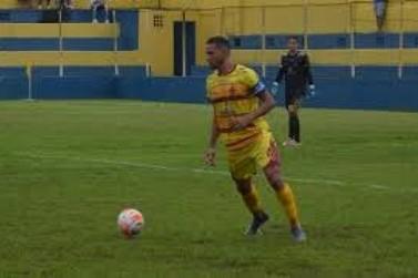 Ji-Paraná acerta com o zagueiro Preto Silva