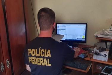 PF deflagra segunda fase da operação contra pornografia infantil em Rondônia