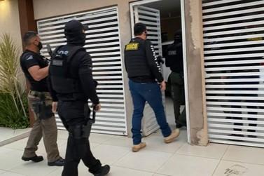Policias de RO e AC prendem suspeito de aplicar golpes em nome de falecidos