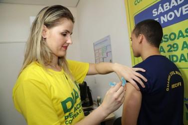 Sarampo: vacinação de adultos de 20 a 49 anos é prorrogada até dia 31 de outubro