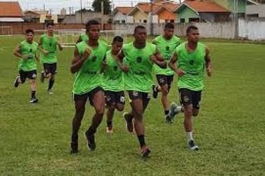 Vilhenense inicia preparação para série D do Brasileiro na segunda-feira