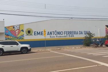 Escola Antonio Ferreira está com  matrículas abertas para alunos do EJA
