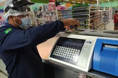 Ipem encontra irregularidades na pesagem de produtos em supermercados da capital