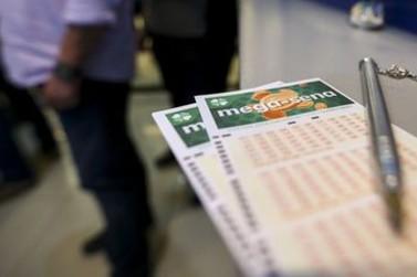 Mega-Sena acumula e sorteia R$ 95 milhões neste sábado (5)