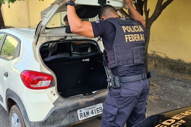Operação da PF combate comércio ilegal de diamantes em terra indígena em RO