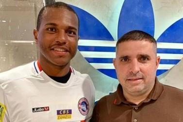 Porto Velho confirma contratação do volante Mateus Rimas