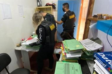 Servidores e empresários são investigados por corrupção em Costa Marques e Rolim