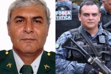 Governador diz que usará força necessária para prender autores da morte dos PMs