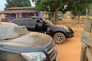 Operação desarticula organização criminosa instalada em reserva indígena em RO