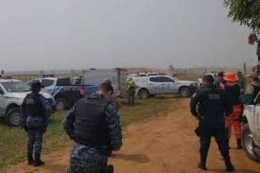 Força de segurança fecha o cerco contra envolvidos na execução de PM's em RO