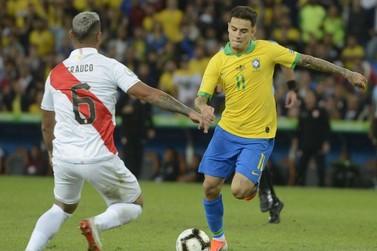 Seleção enfrenta Peru pela segunda rodada das Eliminatórias