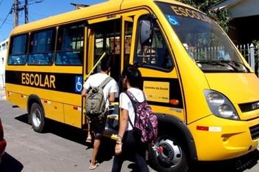 Transporte escolar, coletivo e individual deve ser higienizado diariamente