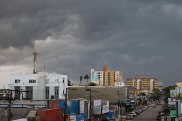 Confira o tempo e a temperatura em Rondônia neste domingo!