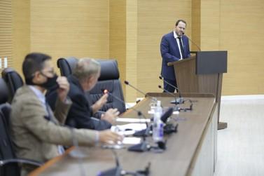 Deputado Alex Redano cobra mais segurança em presídio do estado em Ariquemes