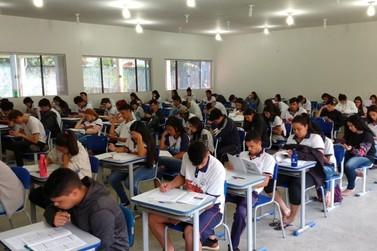 Estudantes do 3º ano da Rede Estadual participam do 2º simulado para o Enem 2020