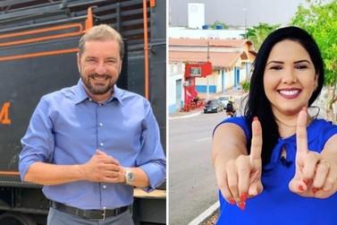 Hildon Chaves e Cristiane Lopes disputam 2º turno em Porto Velho