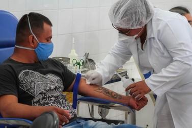 Fhemeron incentiva reposição do estoque de sangue