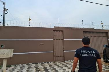 PF prende um dos maiores traficantes de Rondônia em Porto Velho