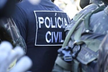 Polícia Civil cumpre 125 mandados de prisão em dez cidades do Estado
