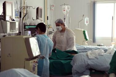 Vagas em UTI para novos pacientes com covid-19 estão esgotadas em Porto Velho