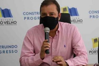 Cotado para disputar Governo ou Senado, prefeito de Porto Velho garante preparo