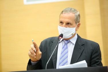 Deputado diz que proporcionalmente RO deveria receber cinco vezes mais vacinas