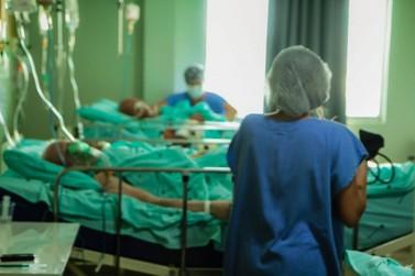 Governo amplia capacidade de oxigênio no Hospital de Campanha da Zona Leste